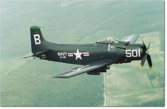 Skyraider-dambusters