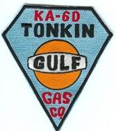 tonkin Gulf gas