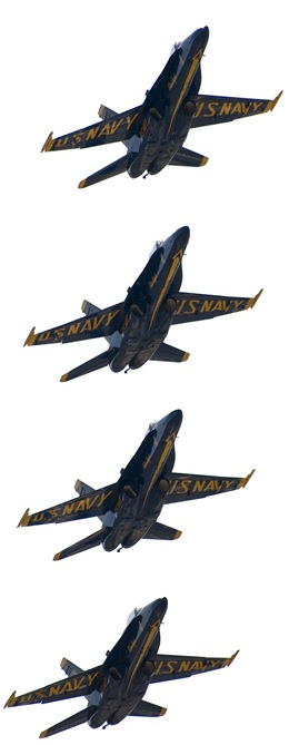 blue Angels inline