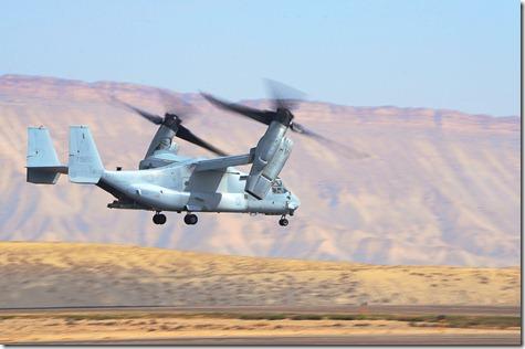 V-22 Forward Flight