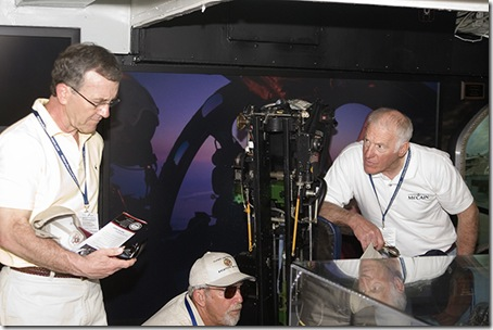 007 - A-6 association members checking out MIA-POW display [5-3-08]