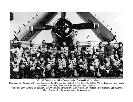 9) 1964-VA-145 Pilots (2)