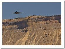F-15 in full blower!