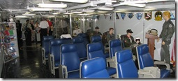 Ready Room 5 USS Midway
