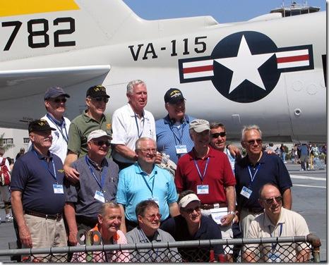 VA-115 Reunion Midway